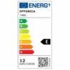 Optonica LED kültéri fali lámpa, forgatható, 2x6W, 1320lm, nappali fehér, 4000K, IP54