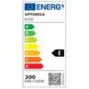 Optonica LED ipari világítás 200W, nappali fehér, 20000 lm, 4500K, IP44