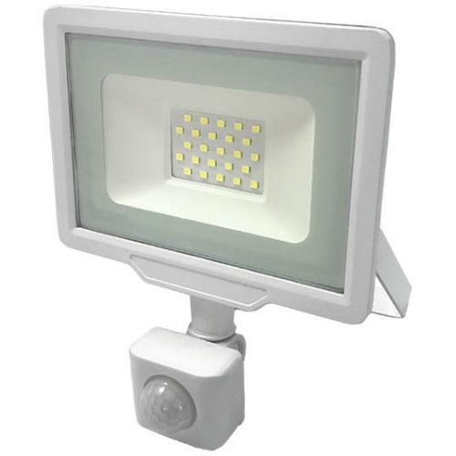 Optonica LED Reflektor 30W, Mozgásérzékelő, nappali fehér, 2400lm, 4500K, IP65