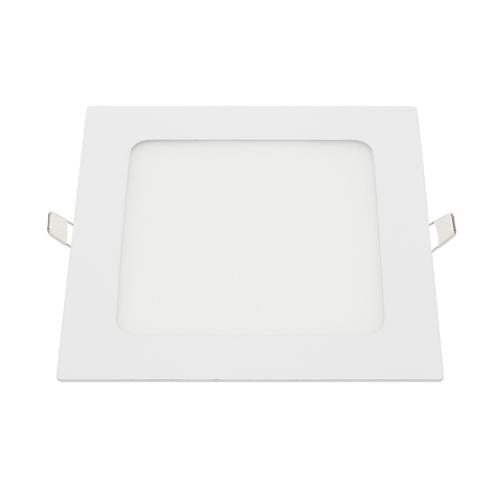 Optonica LED Panel négyzet, süllyesztett, 18W, nappali fehér, 1260lm, 4500K