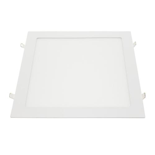 Optonica LED Panel négyzet, süllyesztett, 24W, hideg fehér, 1680lm, 6000K