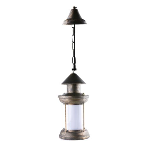 Optonica Vihar lámpa 5W, E27, IP20, falra szerelhető