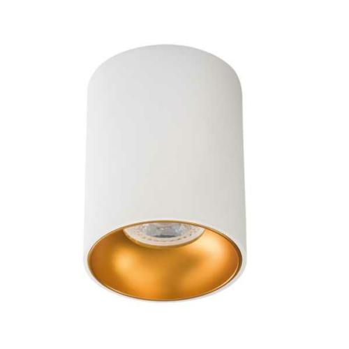 Kanlux RITI GU10, fehér/arany
