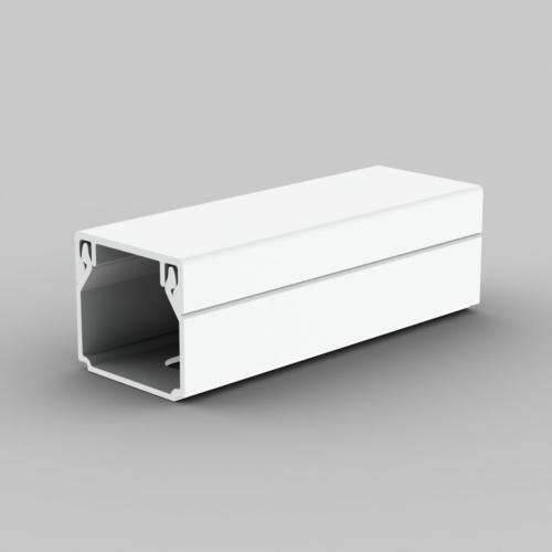 Kopos Kolin Műa csatorna 20x20, 2m, tetővel, fehér